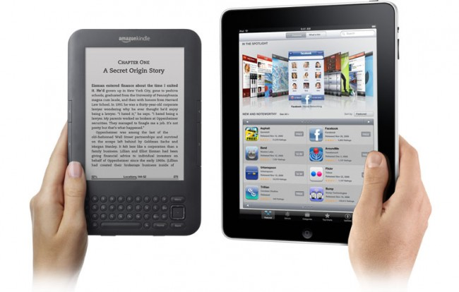 Apple Ipad Vs Kindle: Commitment And Self-Control: IPad Vs Kindle